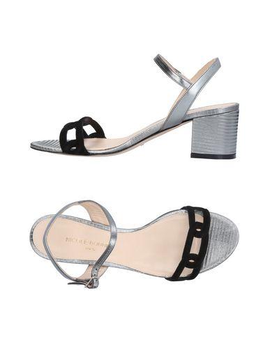 zapatillas NICOLE BONNET Paris Sandalias mujer