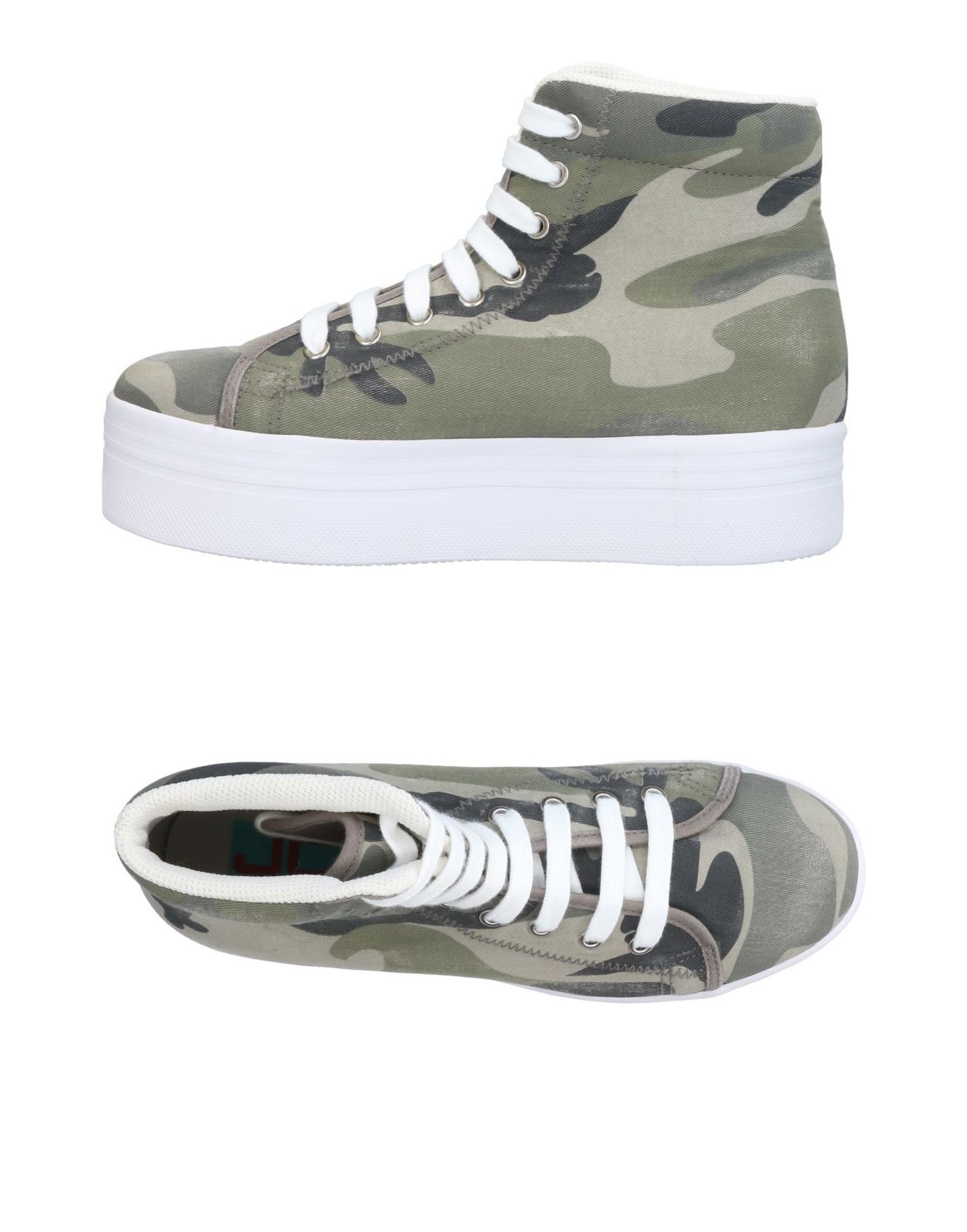 JC PLAY BY JEFFREY CAMPBELL Sneakers in Military Green