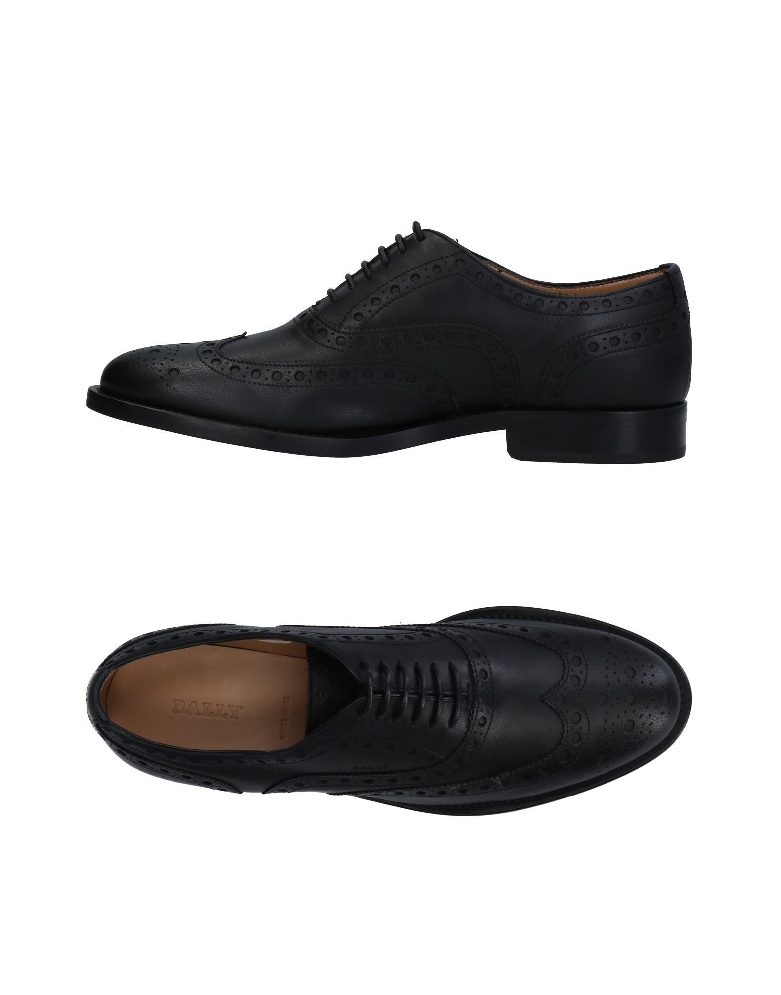 BALLY Обувь на шнурках