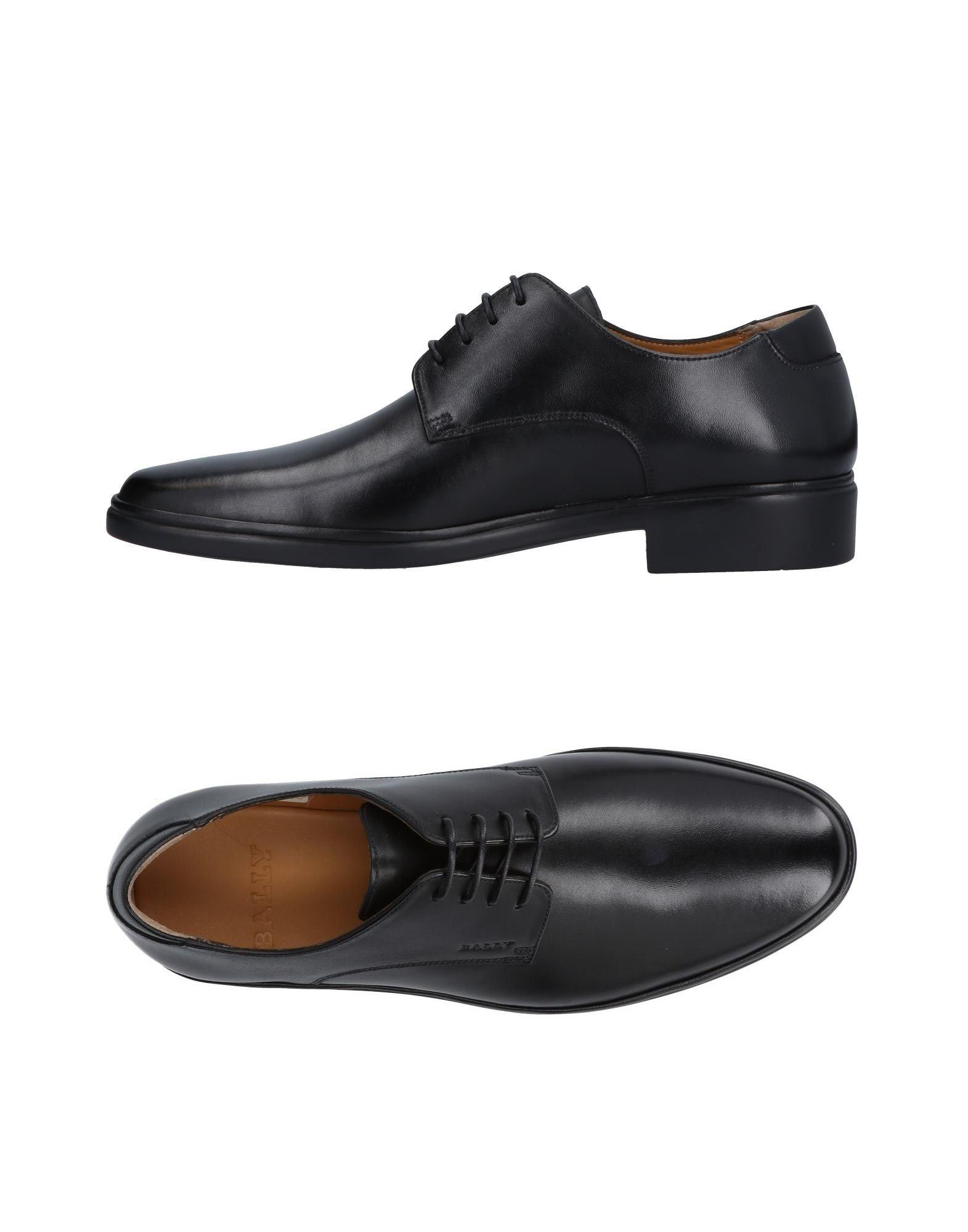 Фото - BALLY Обувь на шнурках обувь на высокой платформе dkny