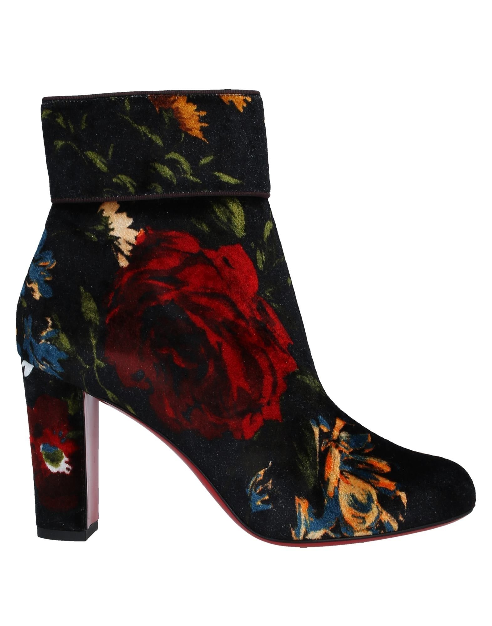 цены на CHRISTIAN LOUBOUTIN Полусапоги и высокие ботинки  в интернет-магазинах