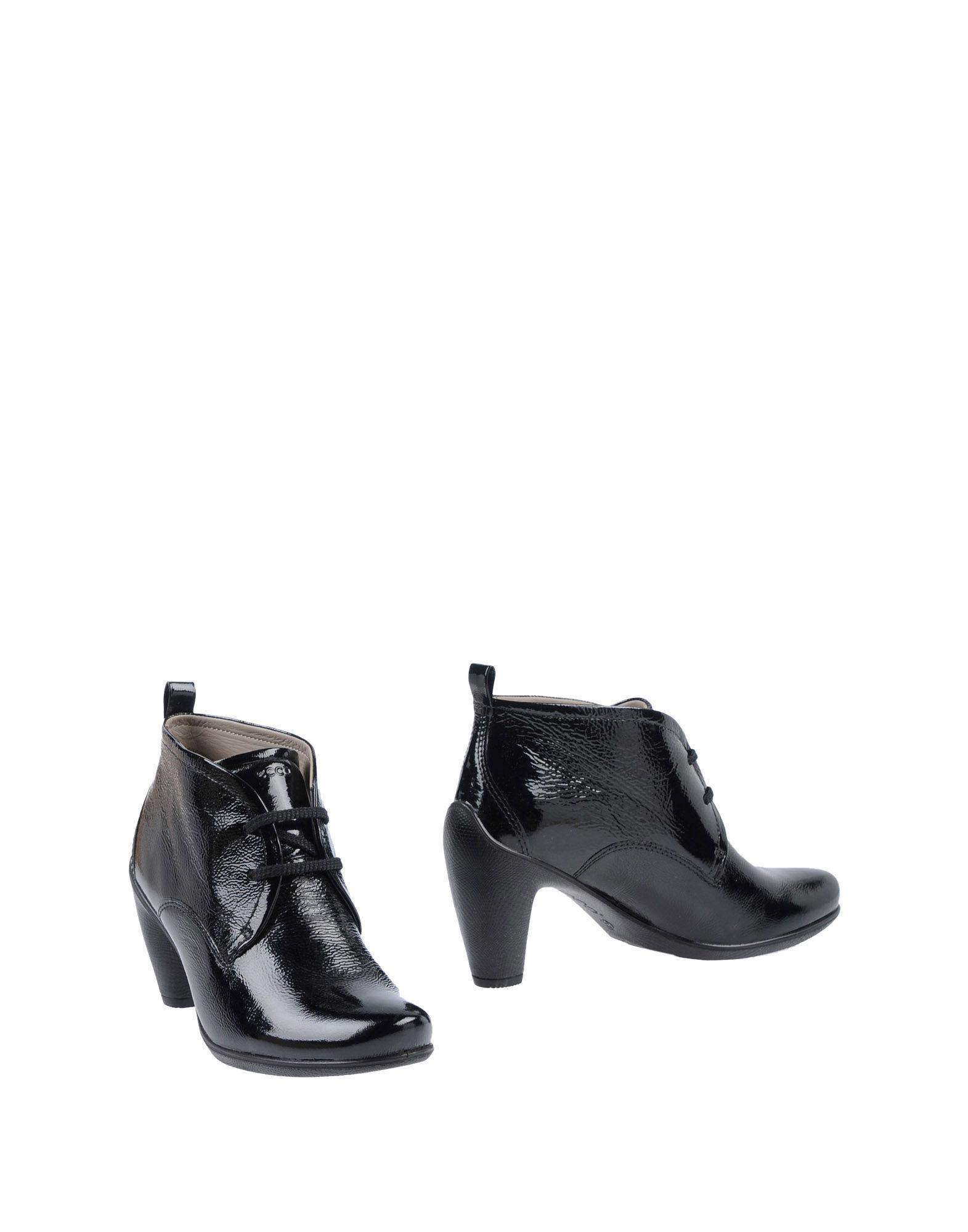 ECCO® Полусапоги и высокие ботинки демисезонные ботинки ecco 14 500284 55276