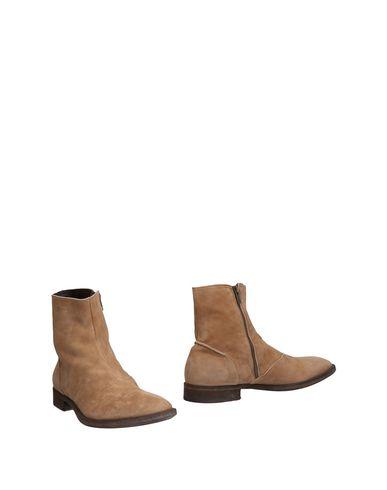 Фото - Полусапоги и высокие ботинки от GIORGIO BRATO цвет песочный