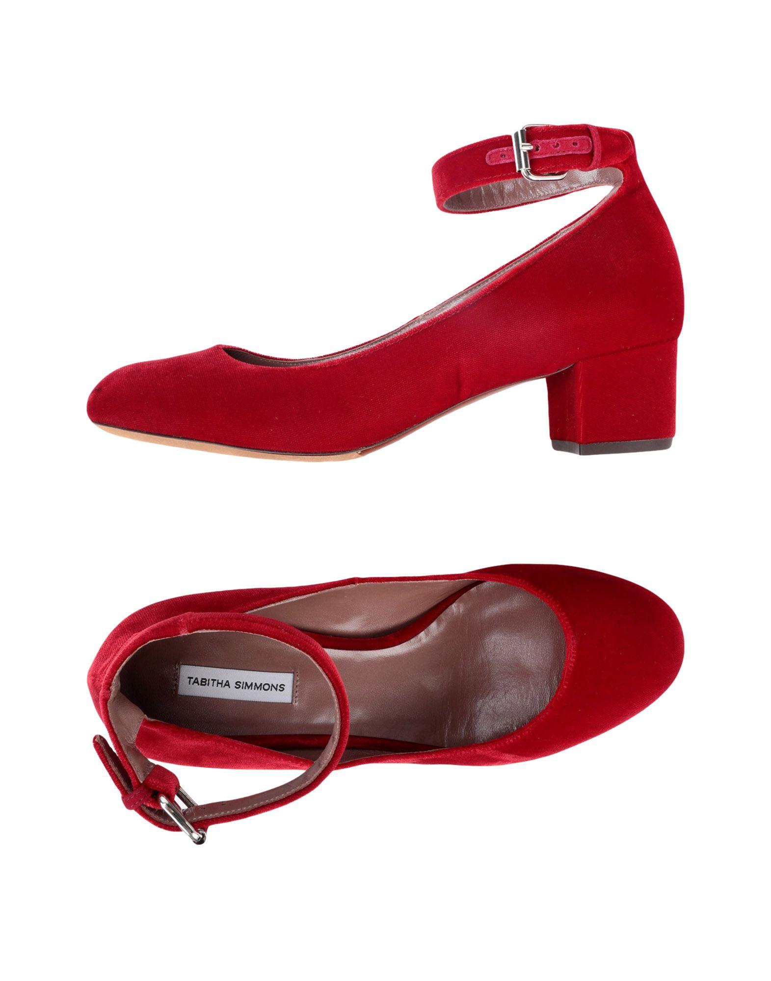TABITHA SIMMONS Туфли цены онлайн