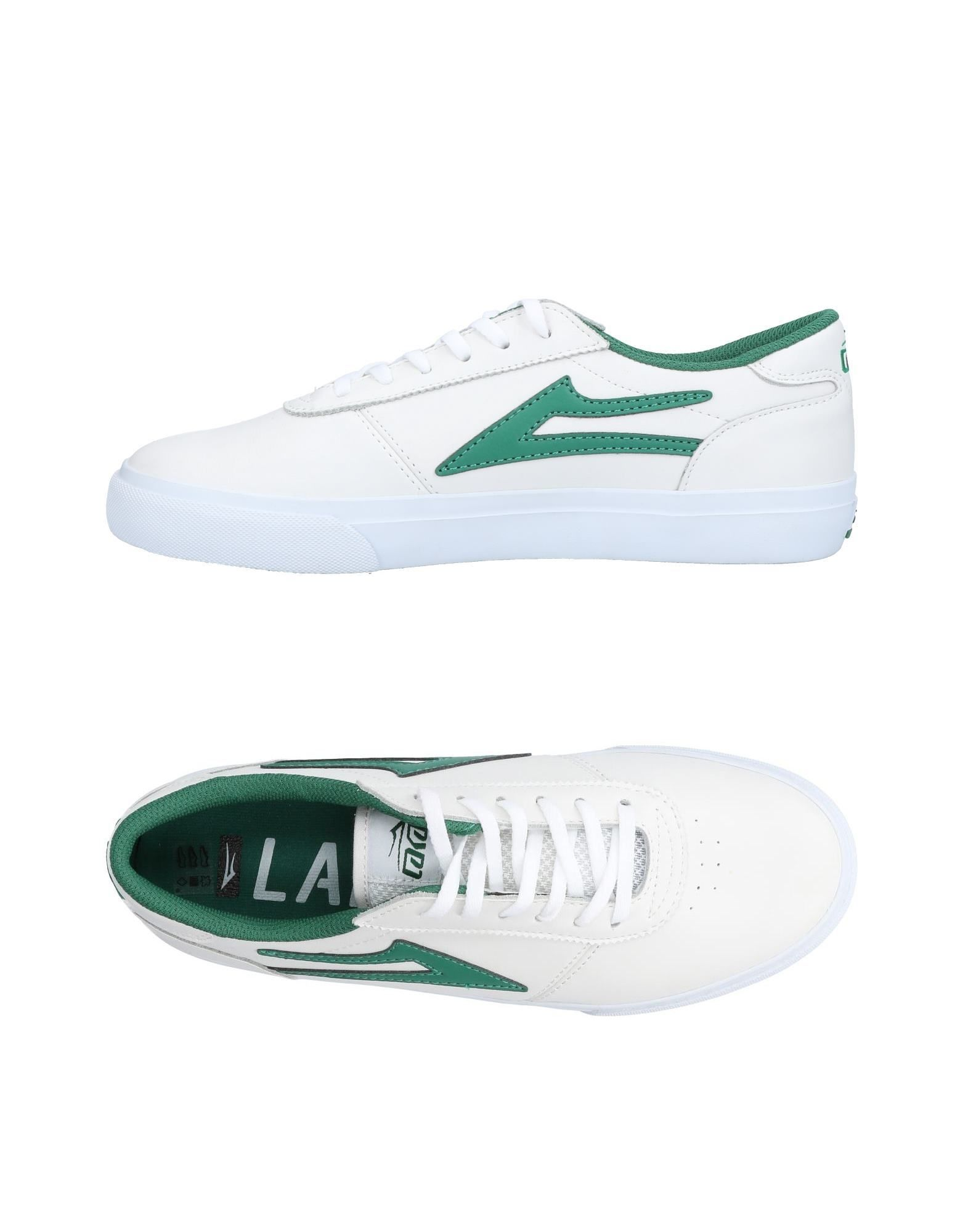 LAKAI Низкие кеды и кроссовки lakai lakai carrol white