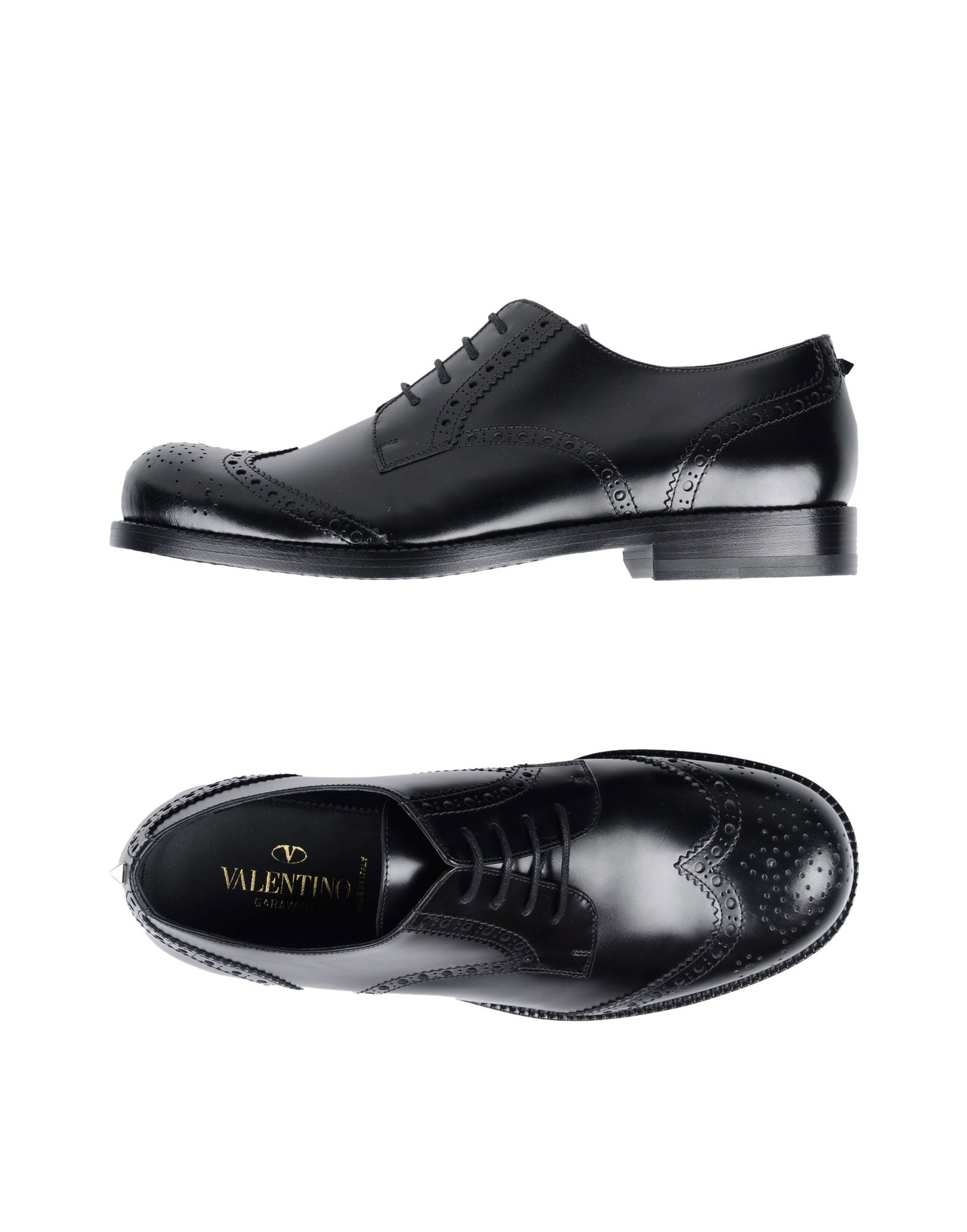 VALENTINO GARAVANI Lace-up shoes - Item 11461920
