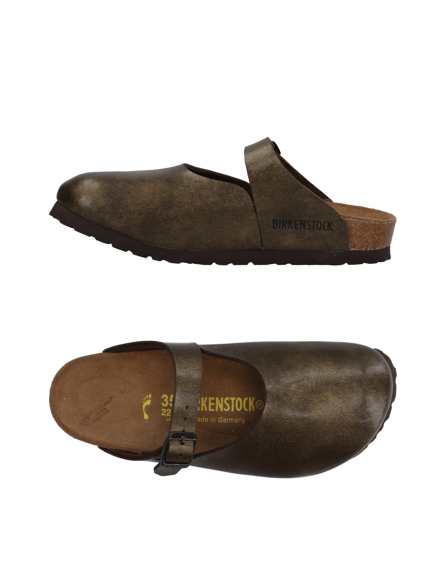 BIRKENSTOCK Мюлес и сабо сабо birkenstock birkenstock bi536awtac41