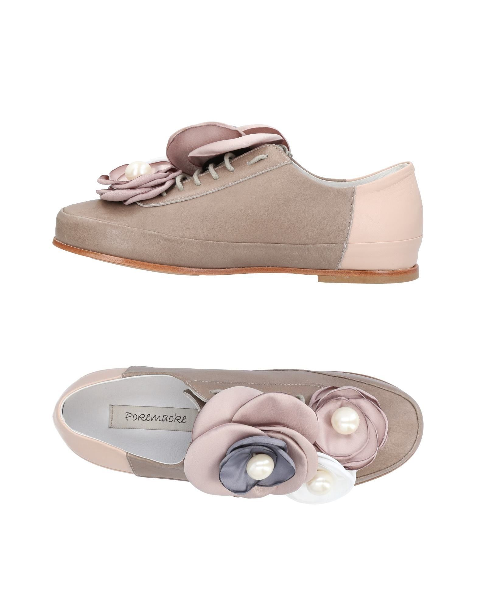 POKEMAOKE Обувь на шнурках обувь ламода