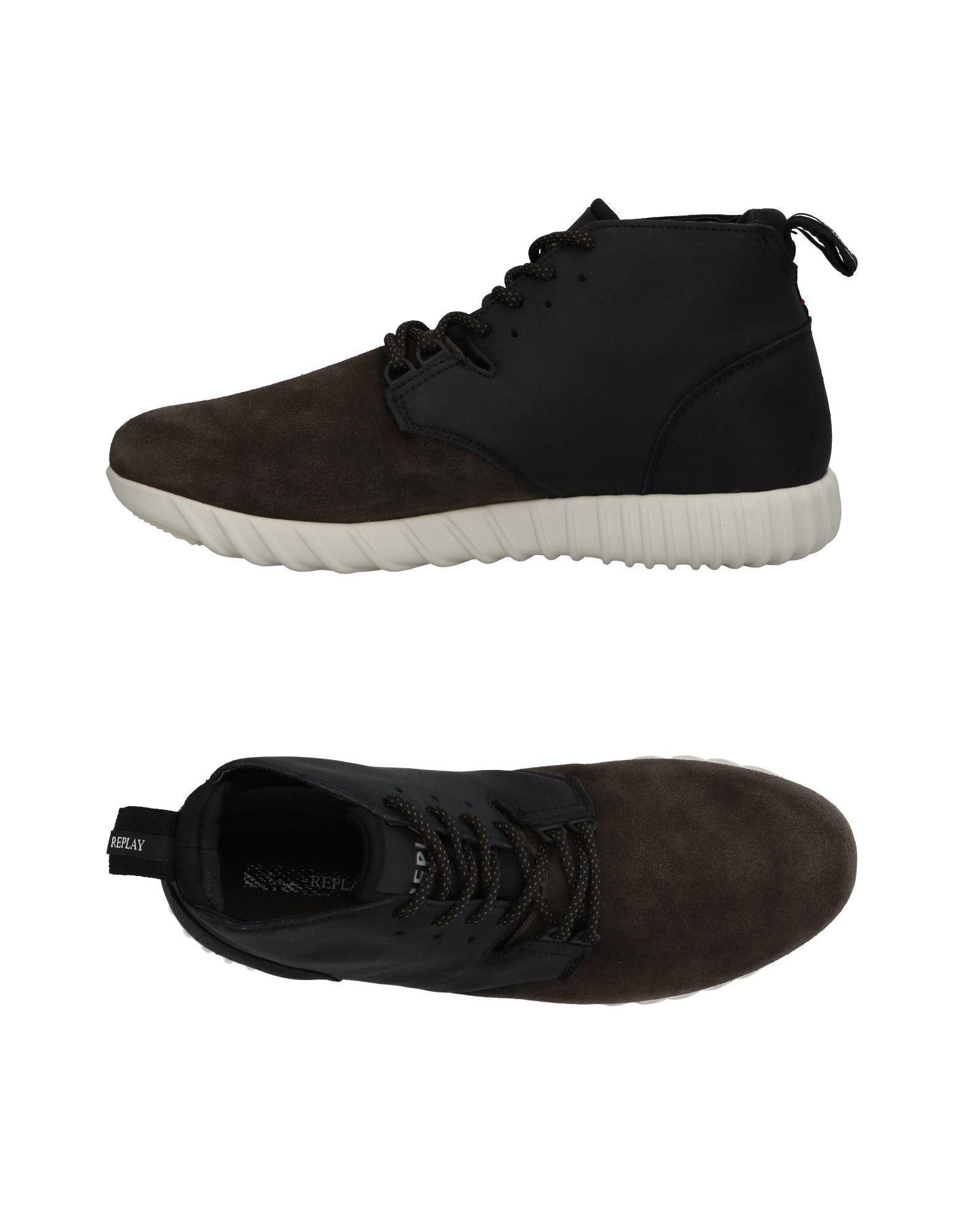 REPLAY ΠΑΠΟΥΤΣΙΑ Χαμηλά sneakers f6e6ff66051