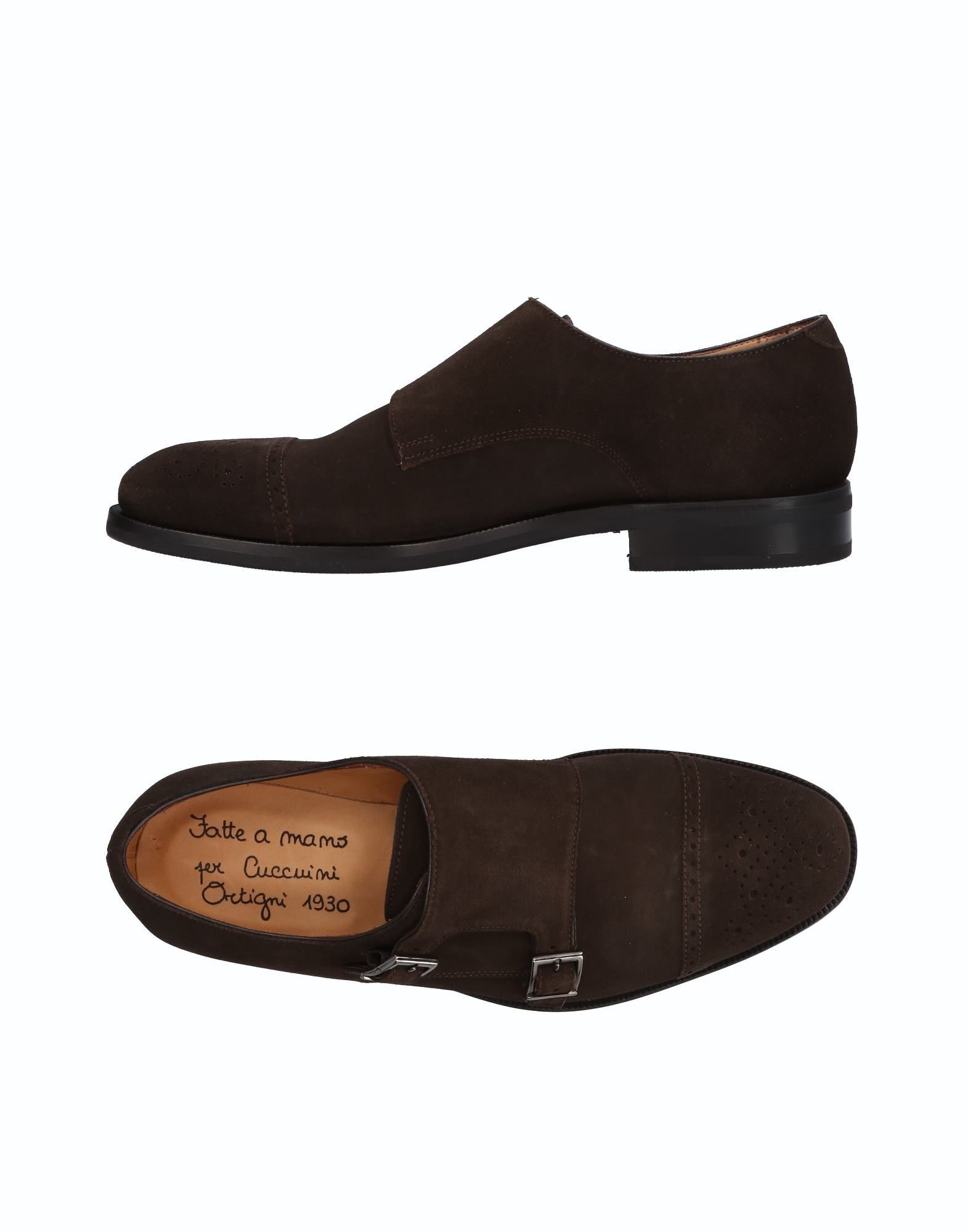 ORTIGNI Loafers in Dark Brown