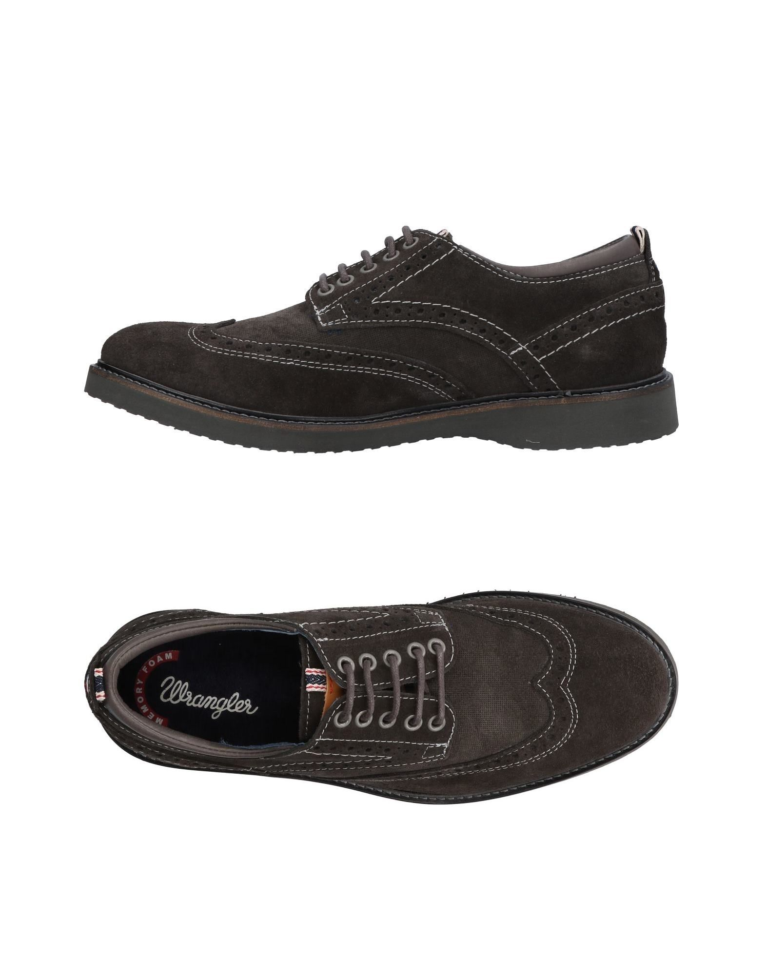 WRANGLER Обувь на шнурках цены онлайн