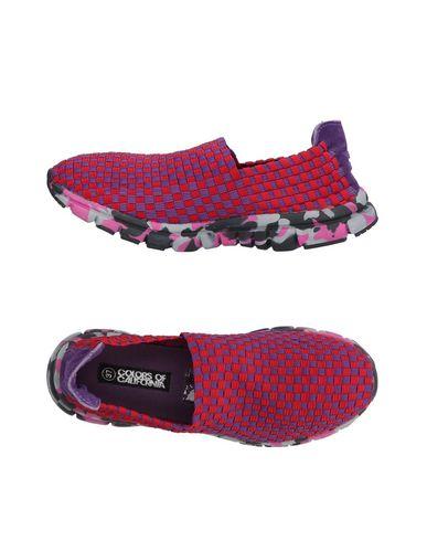 zapatillas COLORS OF CALIFORNIA Sneakers & Deportivas mujer