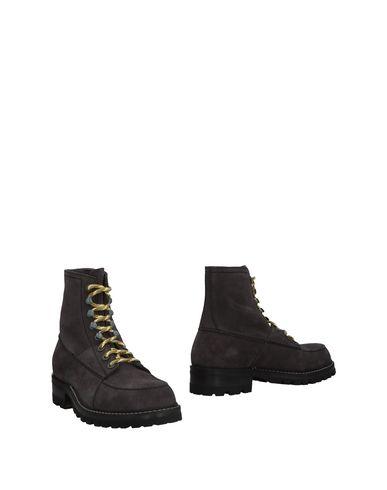 zapatillas LANVIN Botines de ca?a alta hombre