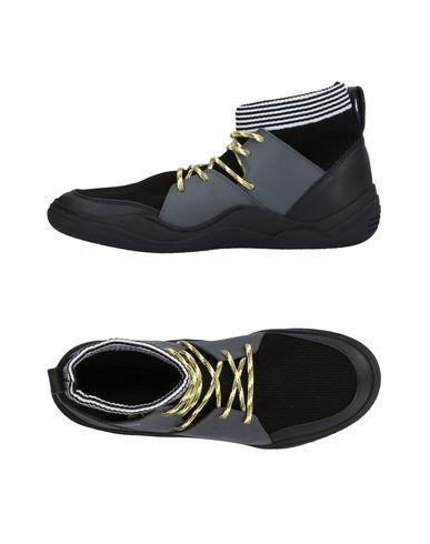 zapatillas LANVIN Sneakers abotinadas hombre