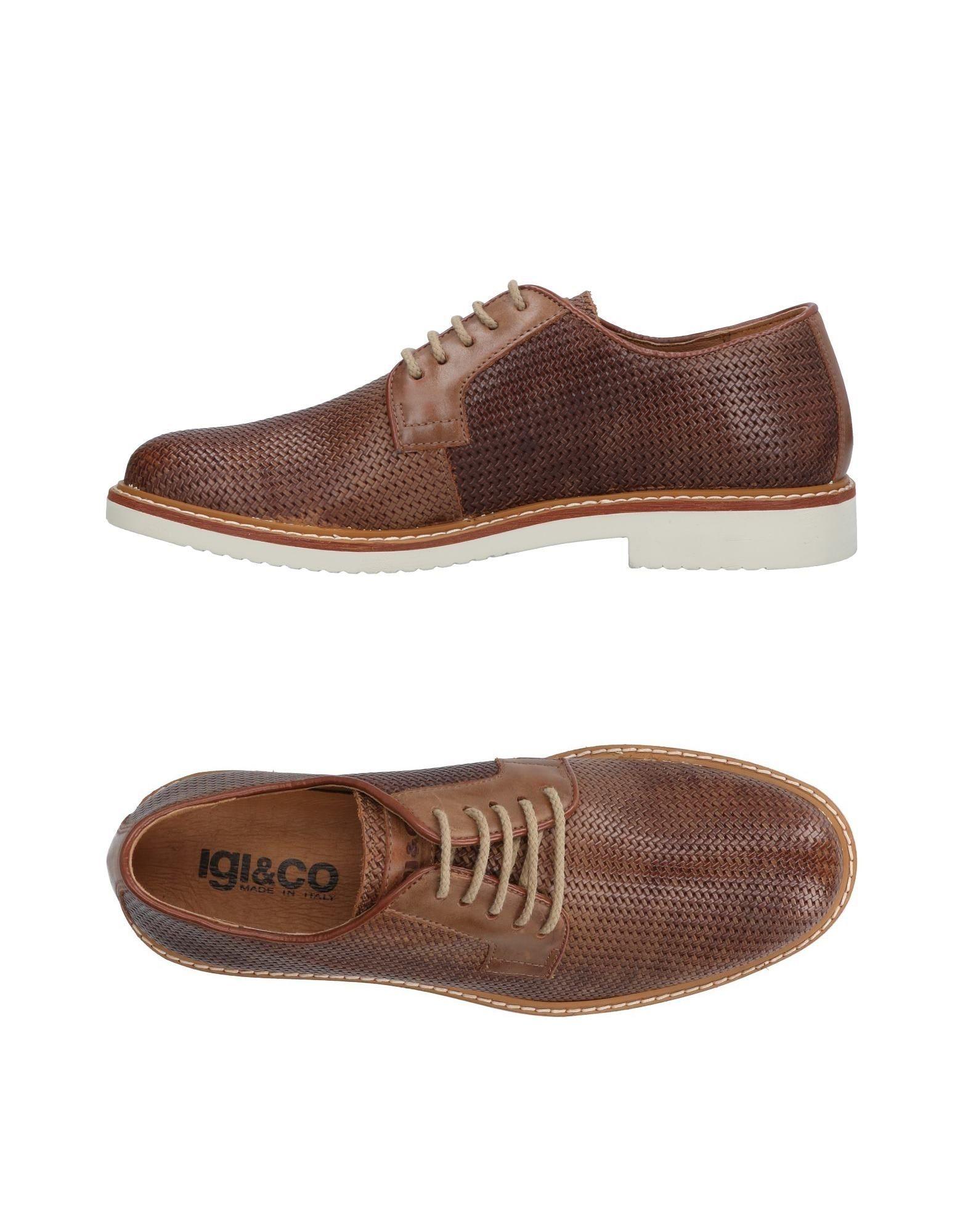 IGI&CO Обувь на шнурках цены онлайн