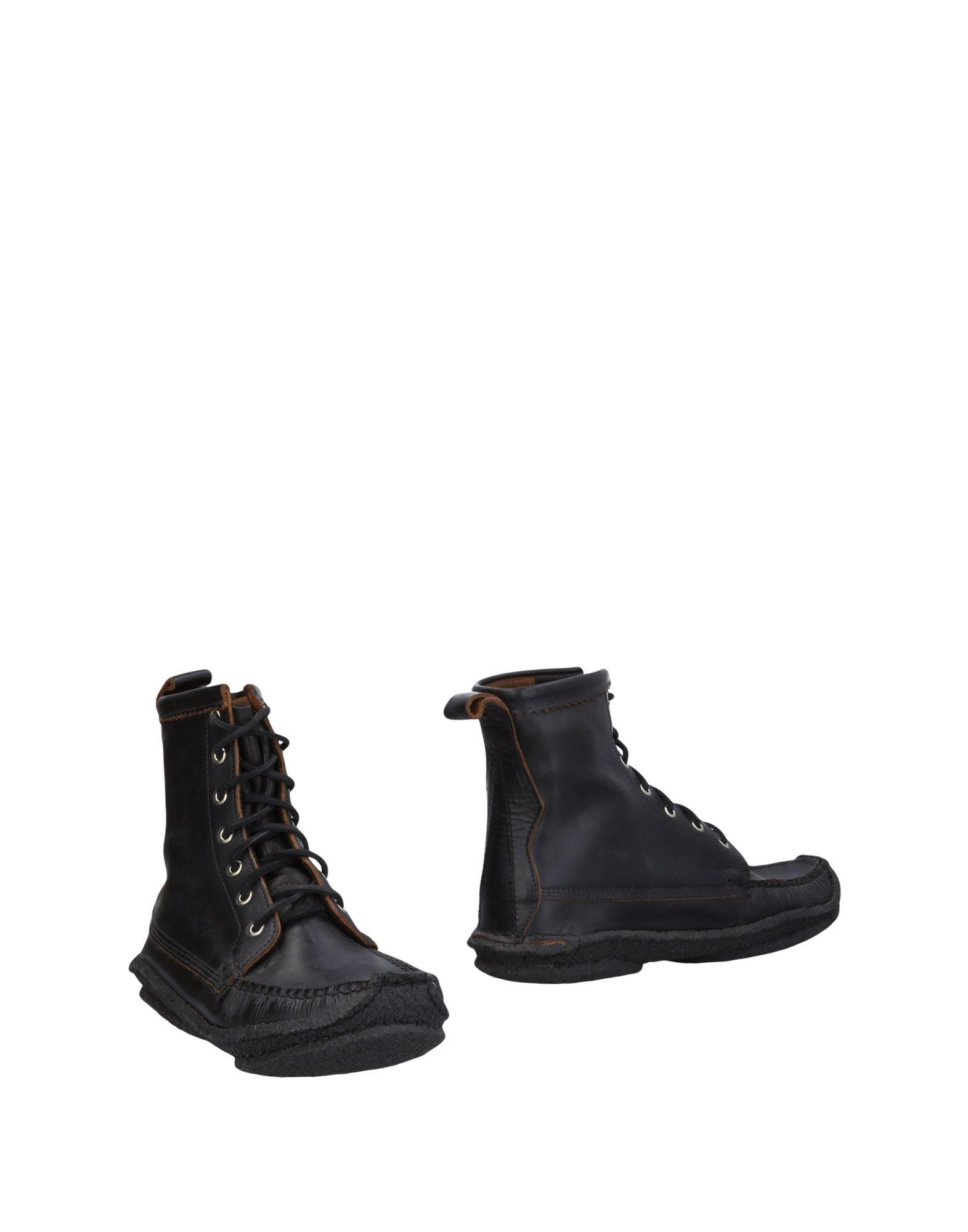YUKETEN Полусапоги и высокие ботинки цены онлайн