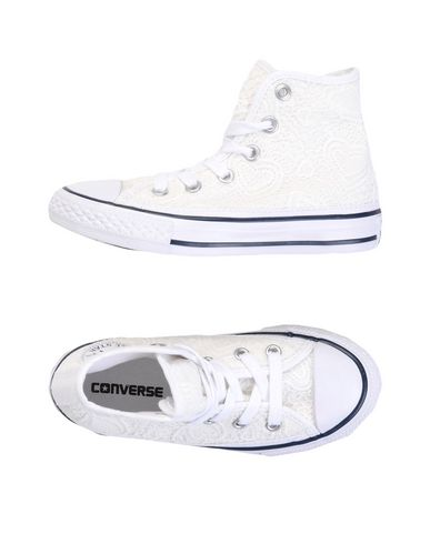 zapatillas CONVERSE ALL STAR Sneakers abotinadas infantil