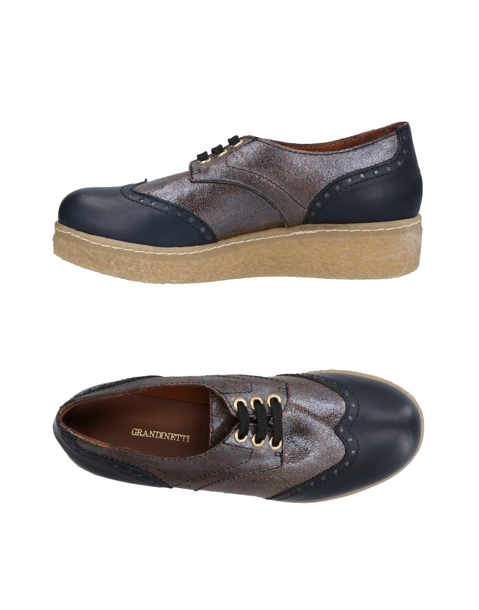 GRANDINETTI Обувь на шнурках обувь 2015 тренды