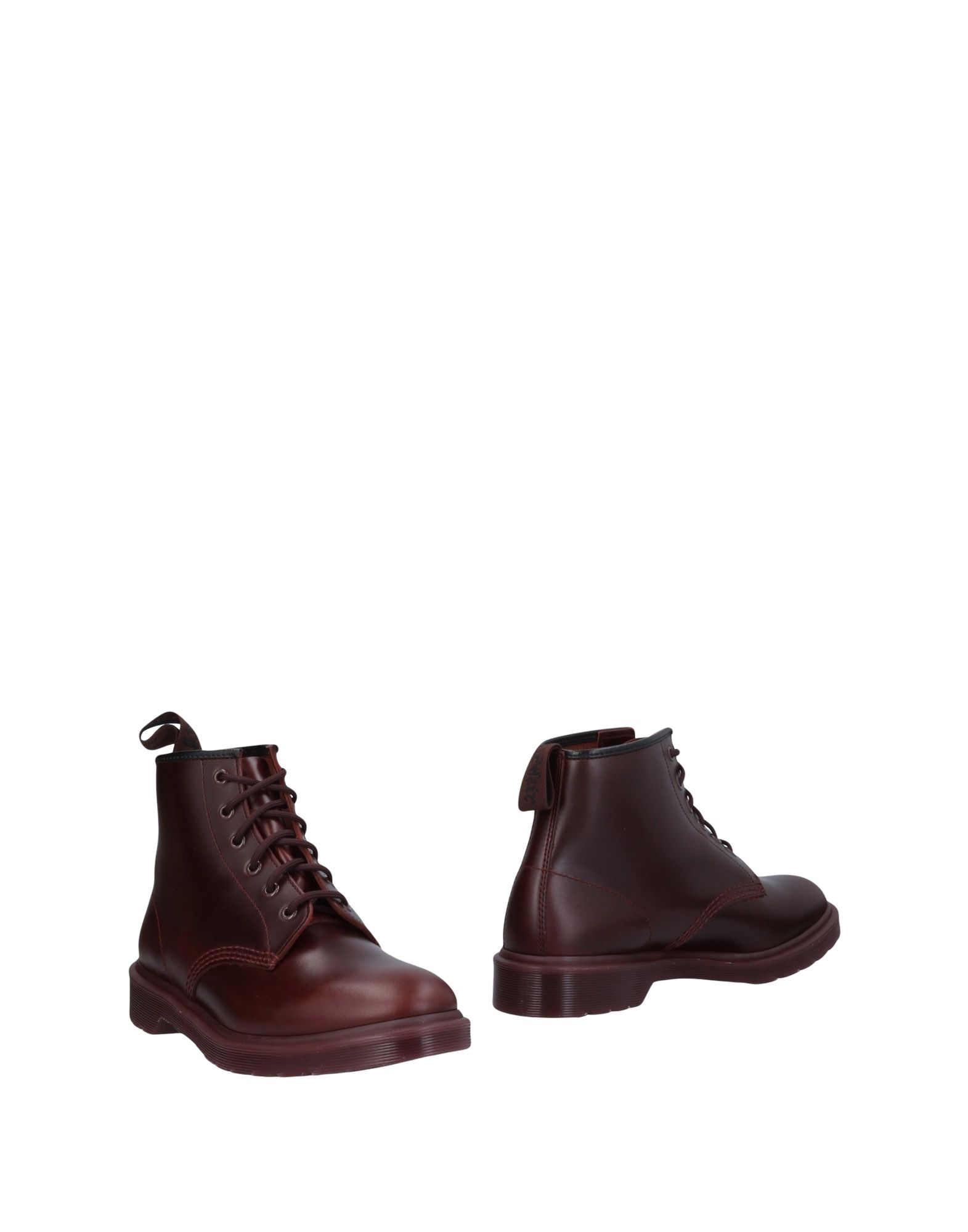 DR. MARTENS Полусапоги и высокие ботинки dr martens мокасины