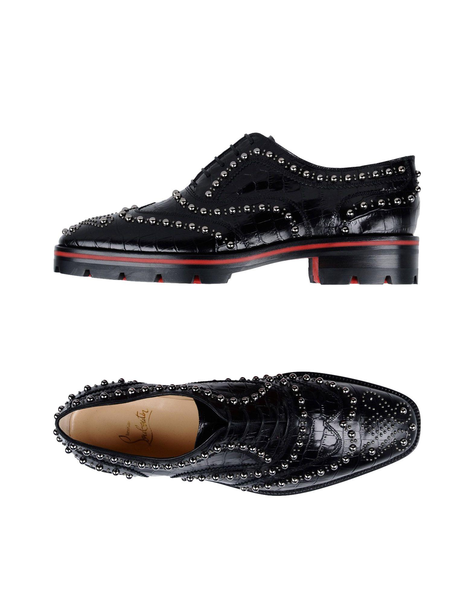 Chaussures - Chaussures À Lacets Cristian G. 3xujblscb