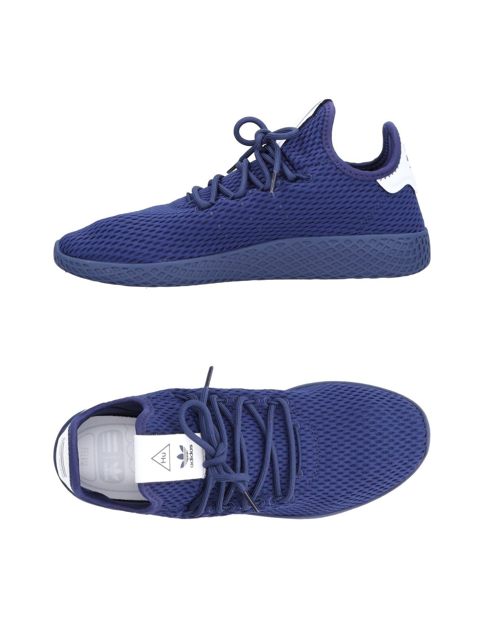 ADIDAS PHARRELL WILLIAMS Низкие кеды и кроссовки adidas x pharrell little kids superstar supercolor