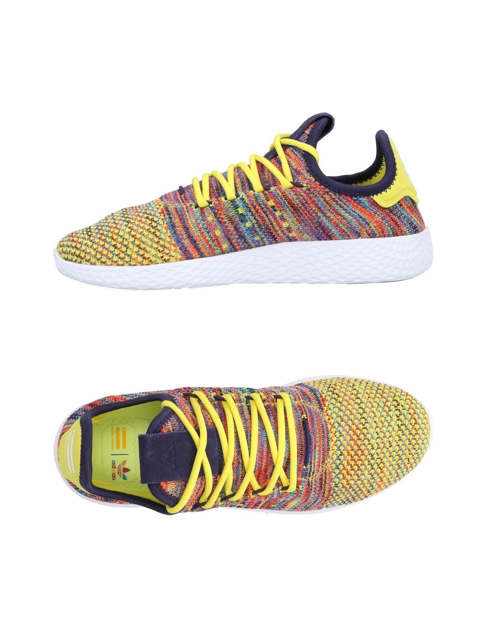 ADIDAS ORIGINALS by PHARRELL WILLIAMS Низкие кеды и кроссовки adidas x pharrell little kids superstar supercolor