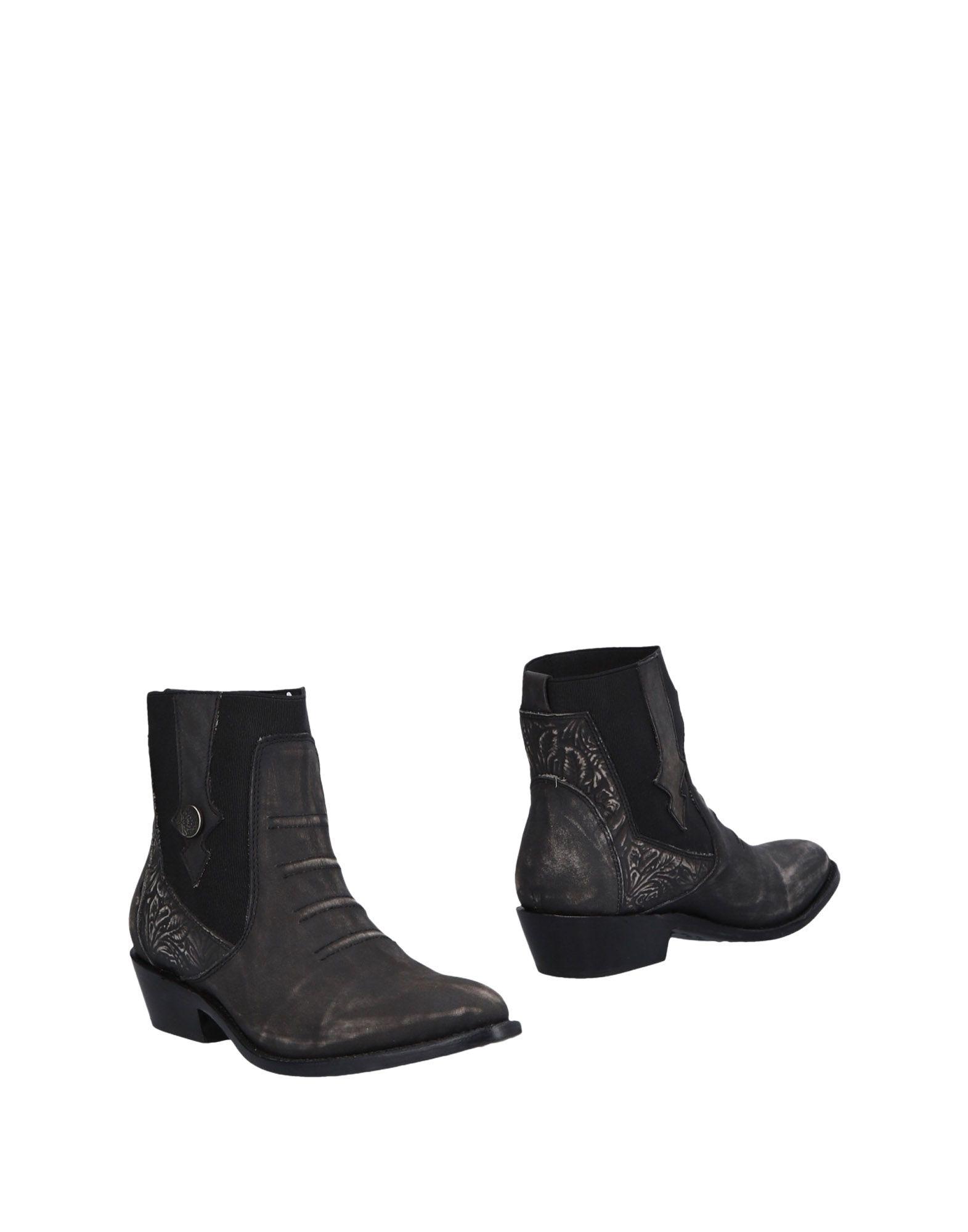 MEZCALERO Полусапоги и высокие ботинки hecon полусапоги и высокие ботинки