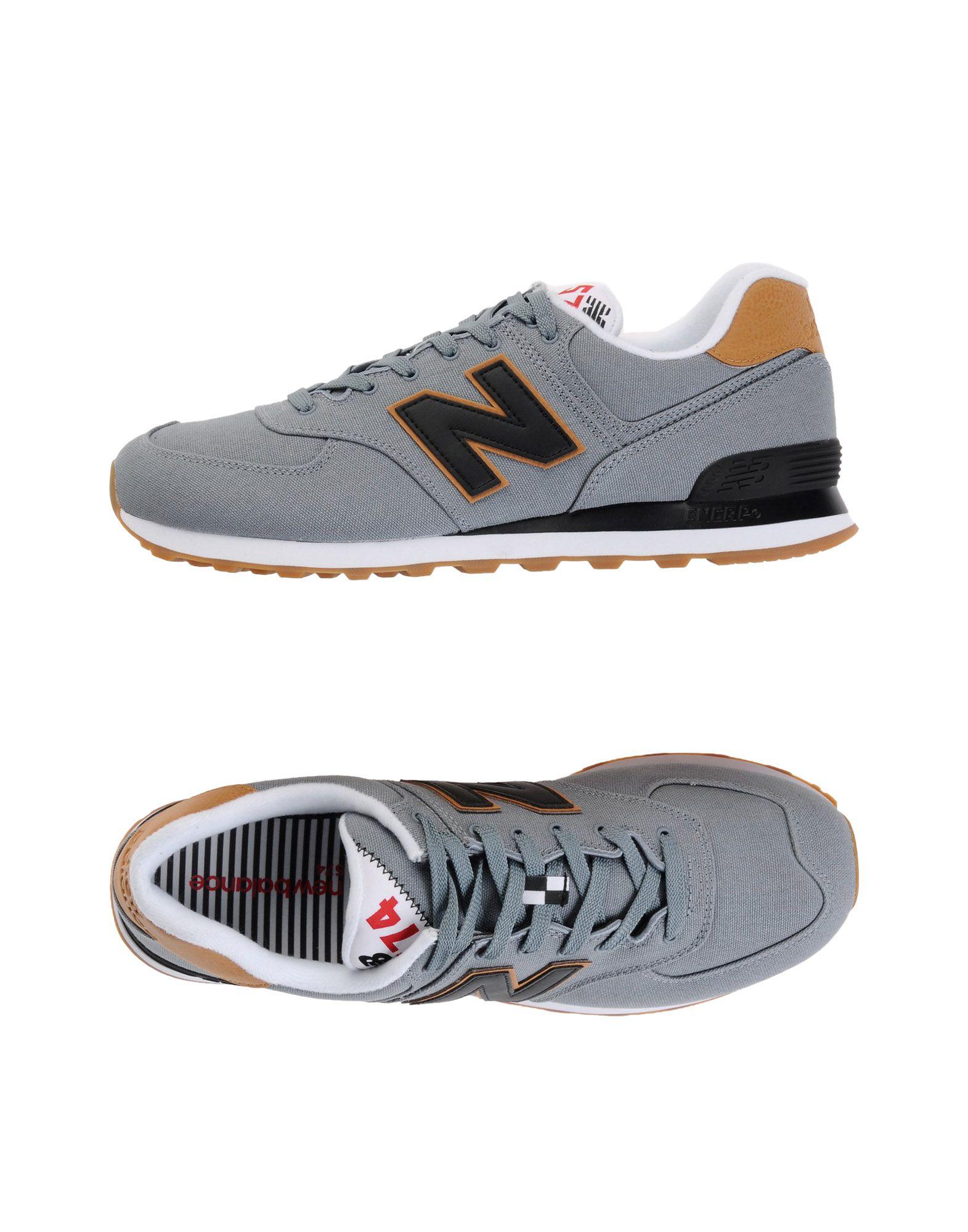 NEW BALANCE Низкие кеды и кроссовки цены онлайн