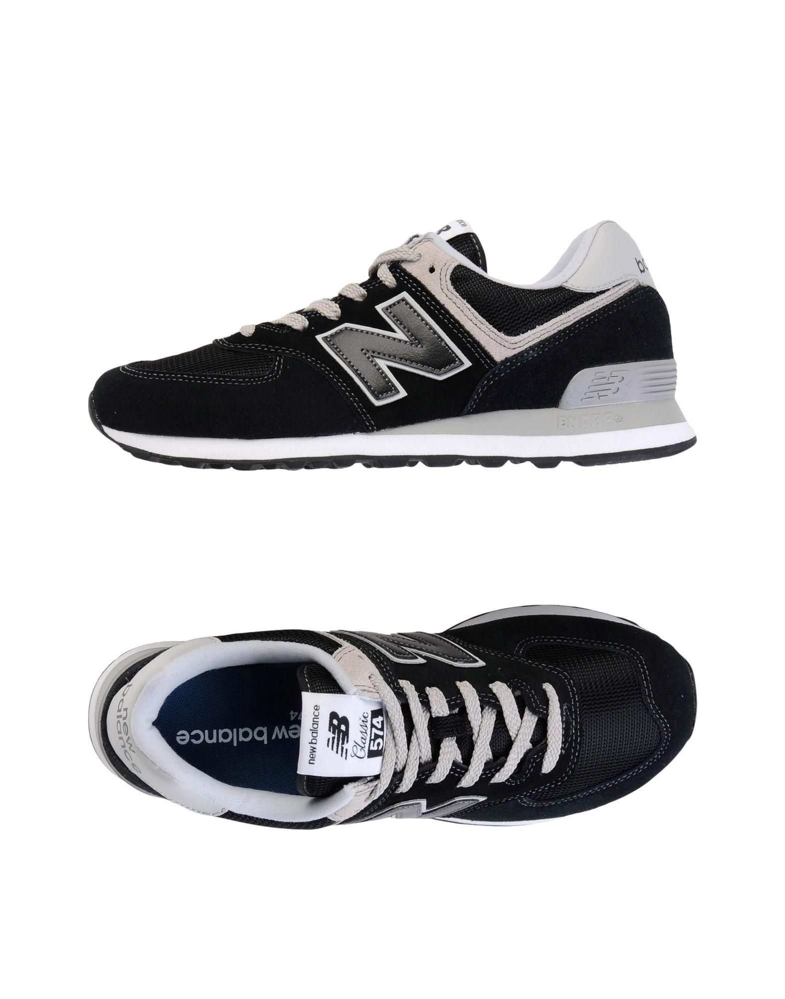 NEW BALANCE Низкие кеды и кроссовки