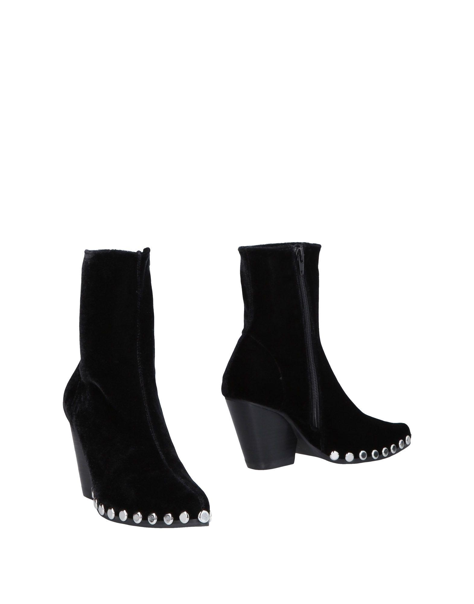 JEFFREY CAMPBELL Полусапоги и высокие ботинки джемпер piazza italia piazza italia pi022ewxfb48