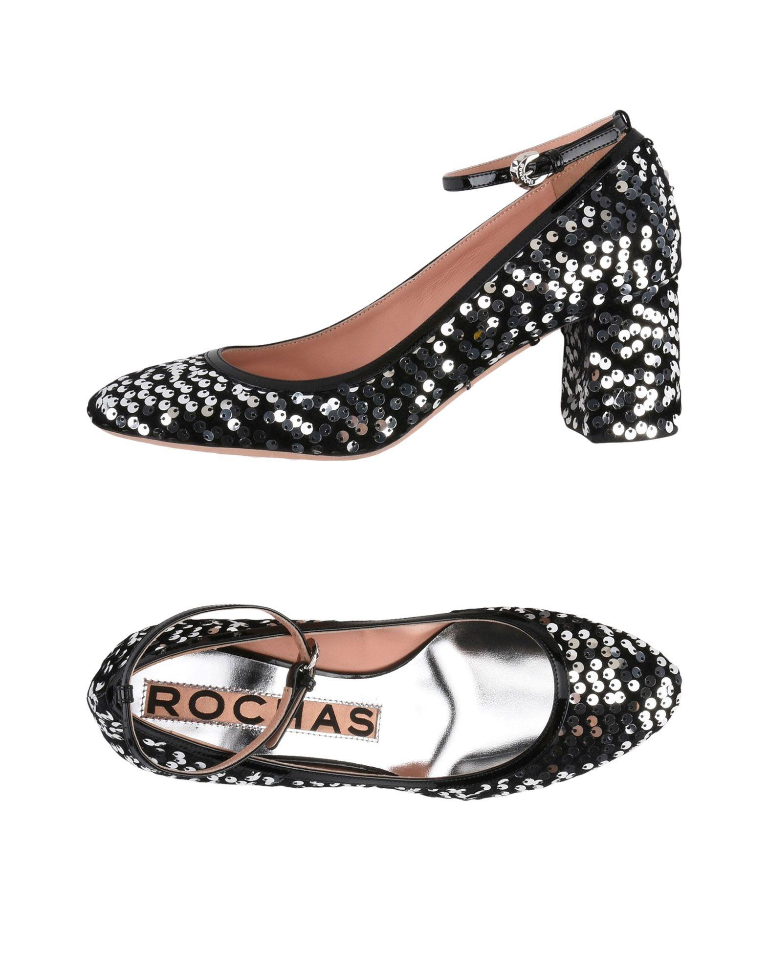 ROCHAS Туфли туфли rochas туфли на каблуке