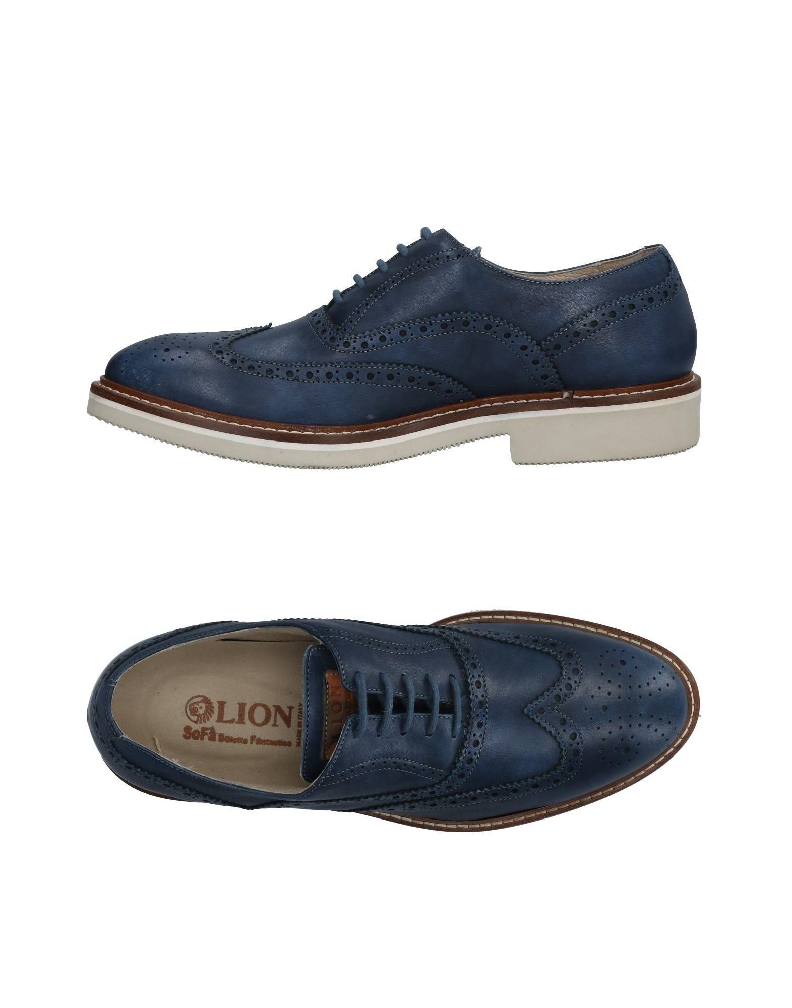 LION Обувь на шнурках