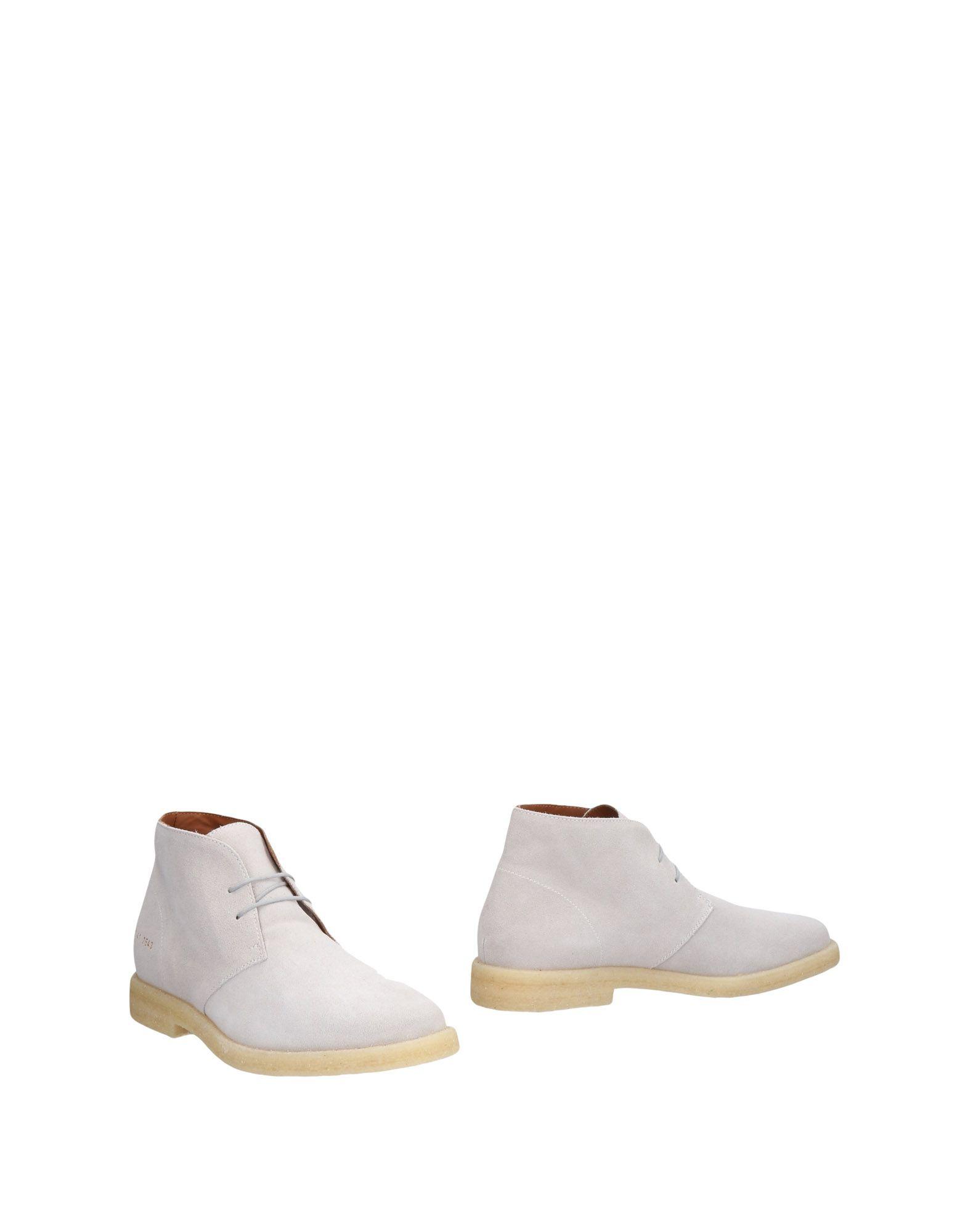 COMMON CUT Полусапоги и высокие ботинки