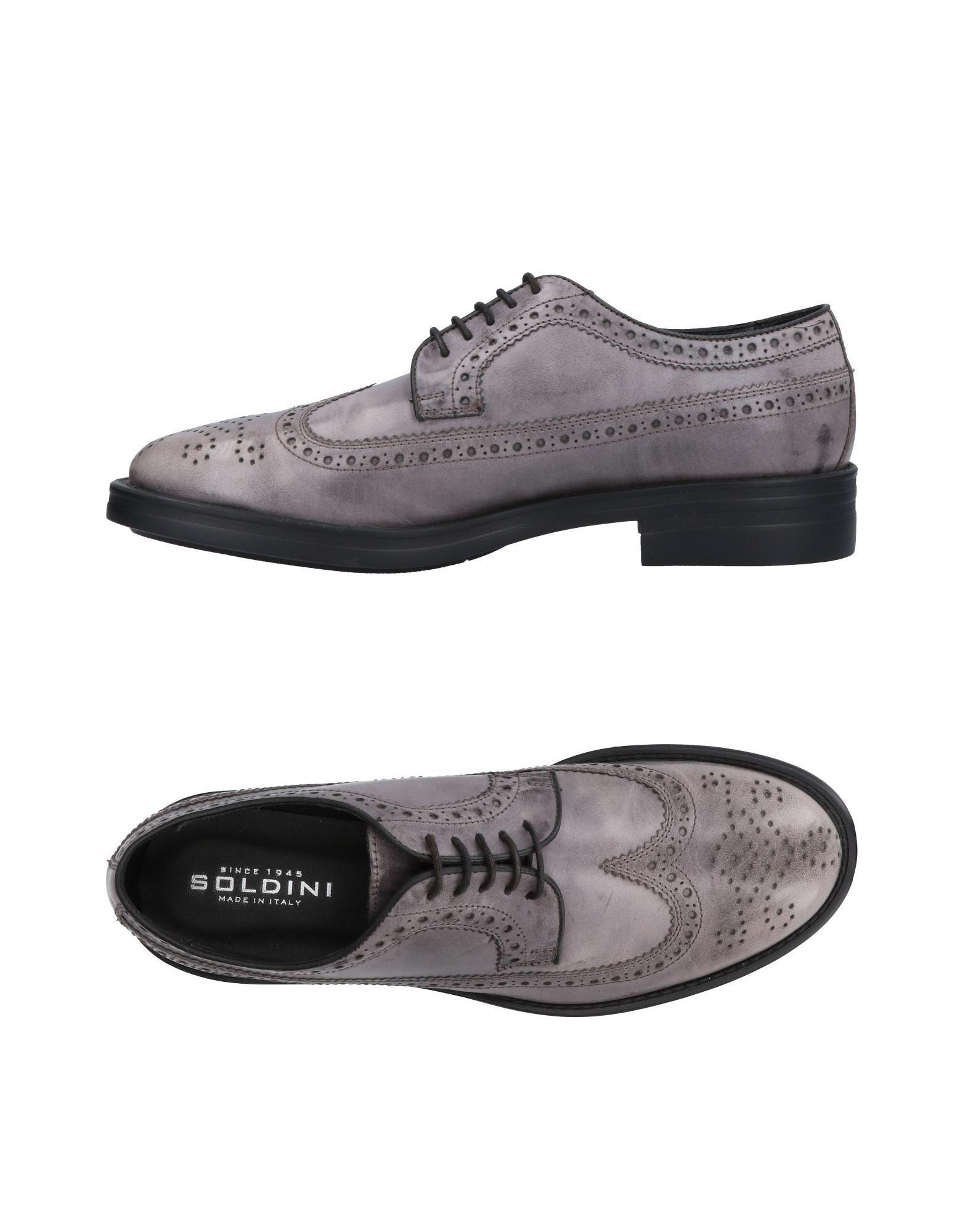 SOLDINI Обувь на шнурках