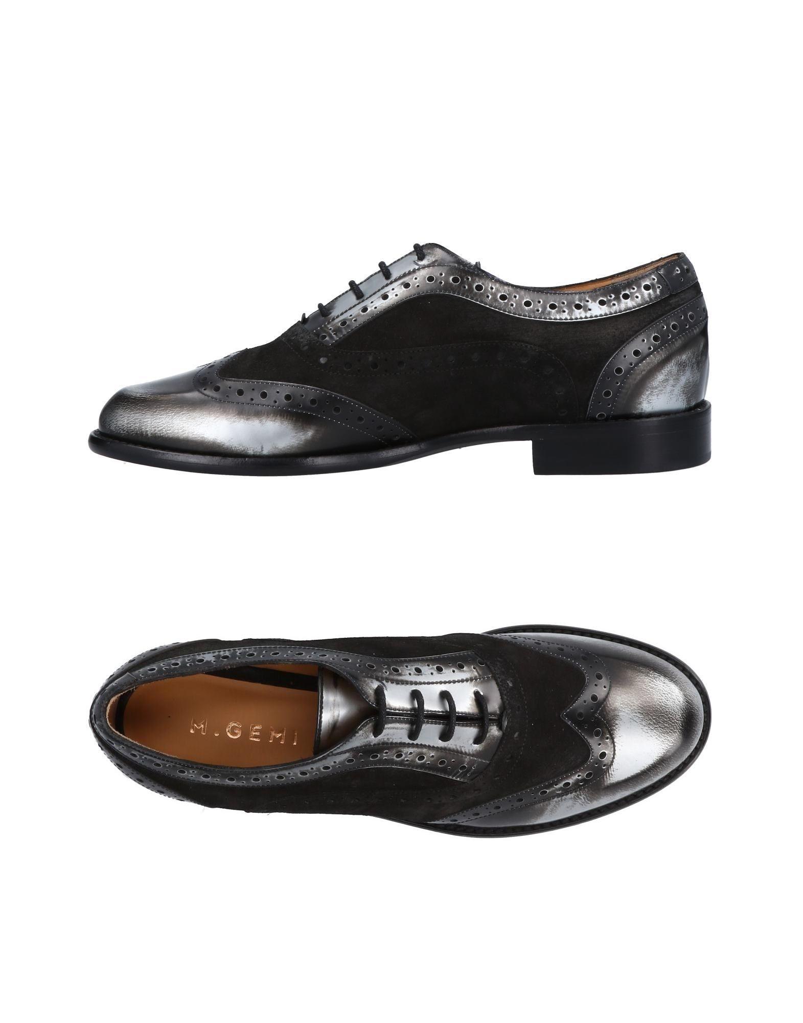 M. GEMI Обувь на шнурках