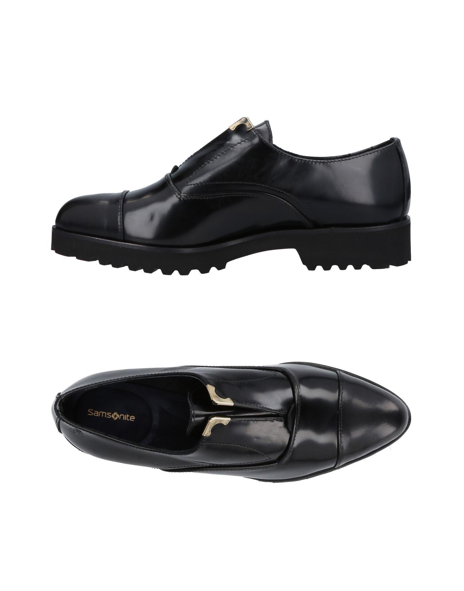 SAMSONITE Loafers in Black