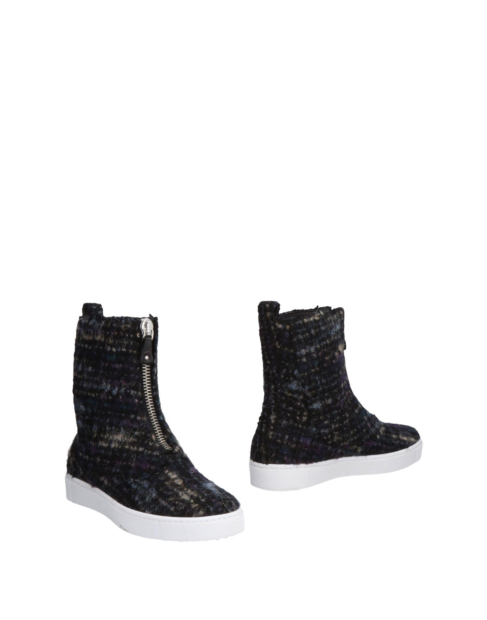 CRISIAN LONDON Полусапоги и высокие ботинки цены онлайн