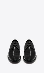 patent Derby shoes - Black Saint Laurent au7YBojS