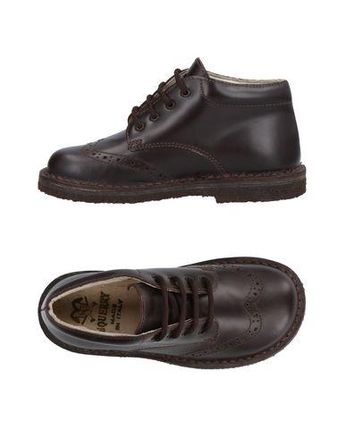 Обувь на шнурках от EQUERRY