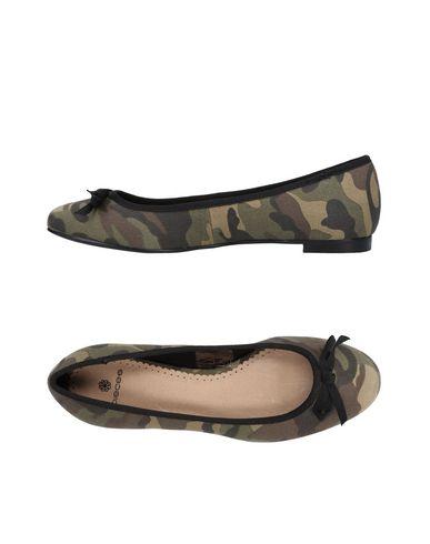 zapatillas PIECES Bailarinas mujer