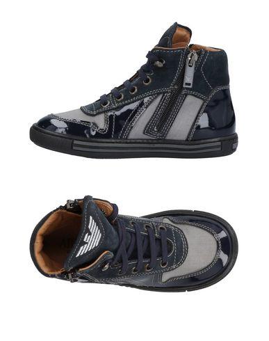 zapatillas ARMANI JUNIOR Sneakers abotinadas infantil
