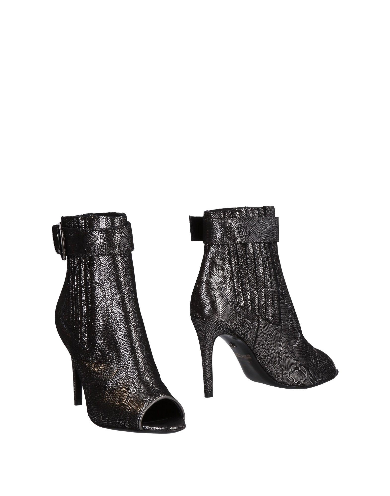 ФОТО just cavalli Полусапоги и высокие ботинки