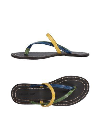 zapatillas DSQUARED2 Sandalias de dedo hombre