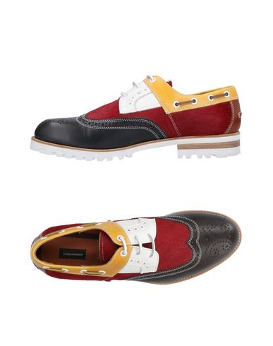 zapatillas DSQUARED2 Zapatos de cordones hombre
