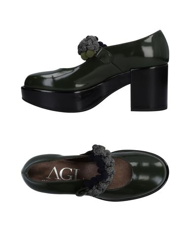 Туфли от AGL ATTILIO GIUSTI LEOMBRUNI