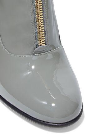 VALENTINO GARAVANI Patent-leather boots