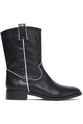 ALEXACHUNG Leather boots