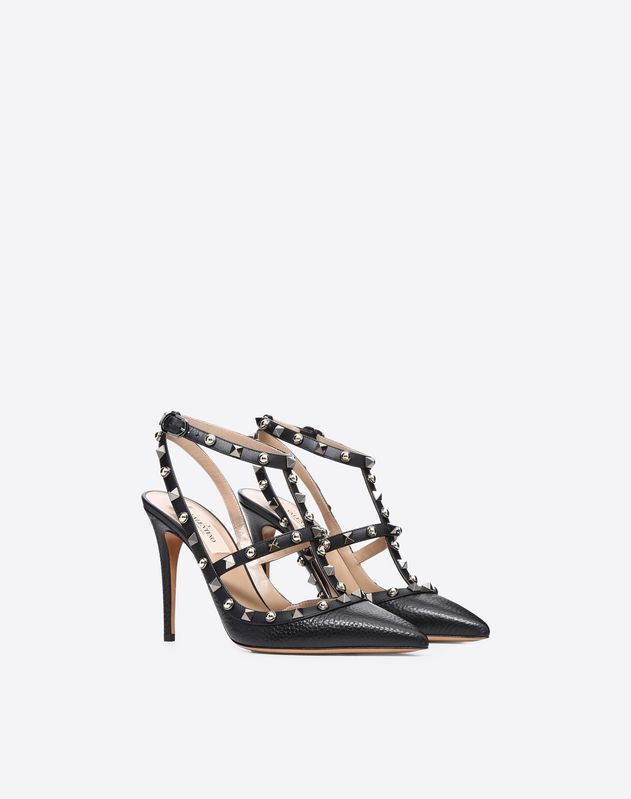 Rockstud Rolling caged Pump 100mm