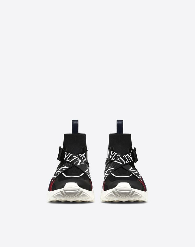 VLTN High-Top Heroes Her Sneaker