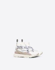 VLTN High-Top Heroes Her Sneaker